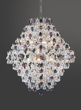 Kristallen hanglamp kroonluchter